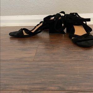 Lace-Up Sandal